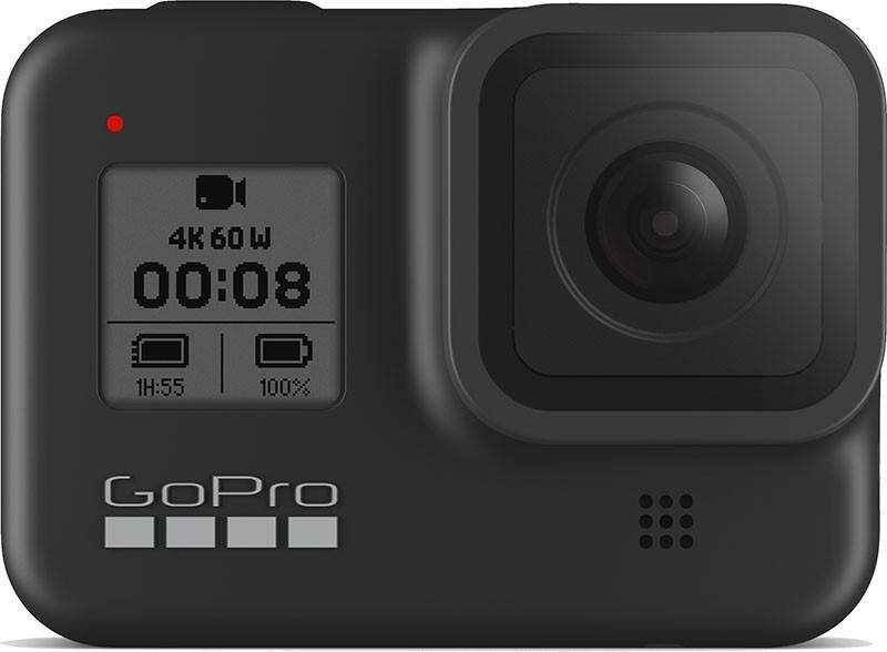 Камера GoPro HERO 8 (Black)