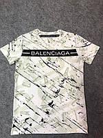 Мужская футболка. Реплика Balenciaga Мужская одежда