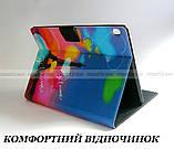 Яркий цветной чехол Эйфелева Башня Color для Lenovo Tab M10 HD (tb x505l x505F x605L x605F), фото 3