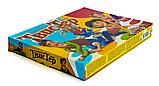 Напольная игра Твистер от Danko Toys для детей и взрослых, развлекательная подвижная игра, семейный досуг, фото 4