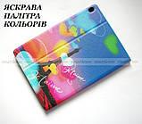 Яркий цветной чехол Эйфелева Башня Color для Lenovo Tab M10 HD (tb x505l x505F x605L x605F), фото 5