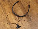 Стереонаушники для спорта Stn-730 наушники-вкладыши Level U Голубые, спортивная Bluetooth гарнитура Реплика, фото 6