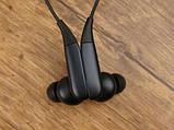 Стереонаушники для спорта Stn-730 наушники-вкладыши Level U Голубые, спортивная Bluetooth гарнитура Реплика, фото 10