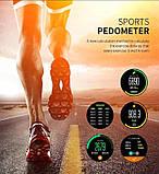 Мужские смарт часы JET-5 кислород в крови,давление,пульс, умные часы Smart Watch SMART BUSINESS WATCH, фото 9