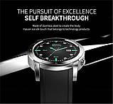 Мужские смарт часы JET-5 кислород в крови,давление,пульс, умные часы Smart Watch SMART BUSINESS WATCH, фото 10