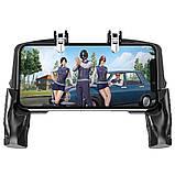 Беспроводной геймпад джойстик Pubg, Геймпад К21 для телефона, Игровой манипулятор для смартфонов до 6,5 дюйм, фото 4
