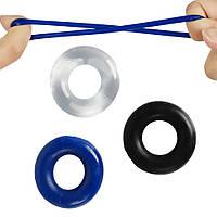 Эрекционное кольцо 3 штуки Stay Hard Multi-Colored, фото 1