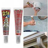 Эластичный универсальный водонепроницаемый клей Flex glue супер сильной фиксации для любого ремонта, фото 5