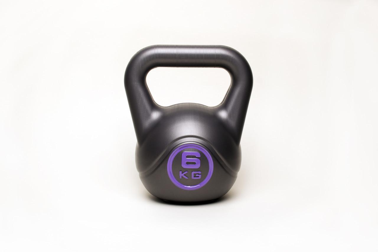 Гиря 6 кг  для Crossfit (Кроссфит)