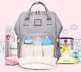 Сумка-рюкзак для малыша и мамы (4цвета), фото 4