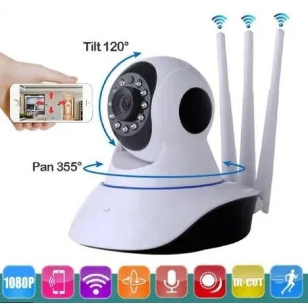 Беспроводная WIFI IP P2P поворотная камера dvr CareCam 6030 HD WiFi