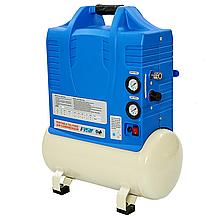 Безмасляний компресор DOLPHIN F75V (0.78 кВт, 148 л/хв, 22 л)
