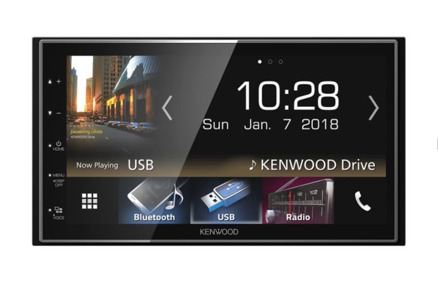 Автомагнитола Kenwood DMX-7018BTS 2-DIN