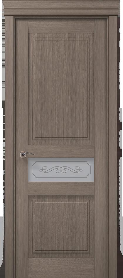 Двері Папа Карло, Полотно+коробка+2к-та лиштв+добір 100мм, Millenium, модель ML-13