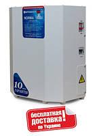 Стабилизатор напряжения Укртехнология Norma 15000 симисторный для дома и квартиры