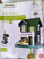 Кормушка для птиц, деревянная, Германия