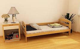 Дитяче дерев'яне ліжко Вінні ТМ Місяць