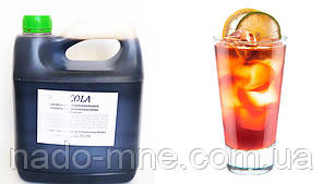 Сироп Кола в канистре ТМ Топпинг, 3 л/4 кг