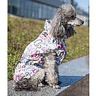 Жилет для собак марта, девочка, велсофт, XXS/ 22 см, фото 7