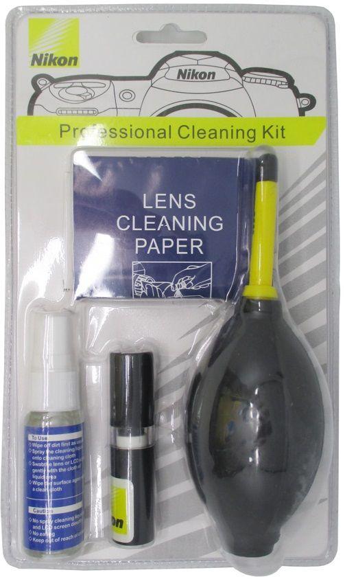 Профессиональный набор 7в1 для чистки цифровой фотокамеры, видео камеры, линз