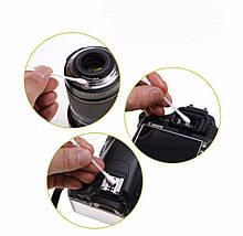 Профессиональный набор 7в1 для чистки цифровой фотокамеры, видео камеры, линз, фото 2