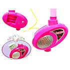 Детский микрофон караоке с подключением MP3-плеера для детей, фото 4