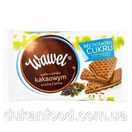 Вафли Wawel Какао без сахара, 110 г