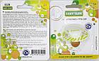 Соска-пустушка латексна вишнеподобная з ковпачком та світловим кільцем, 6+, BabyTeam, арт.3225, фото 3