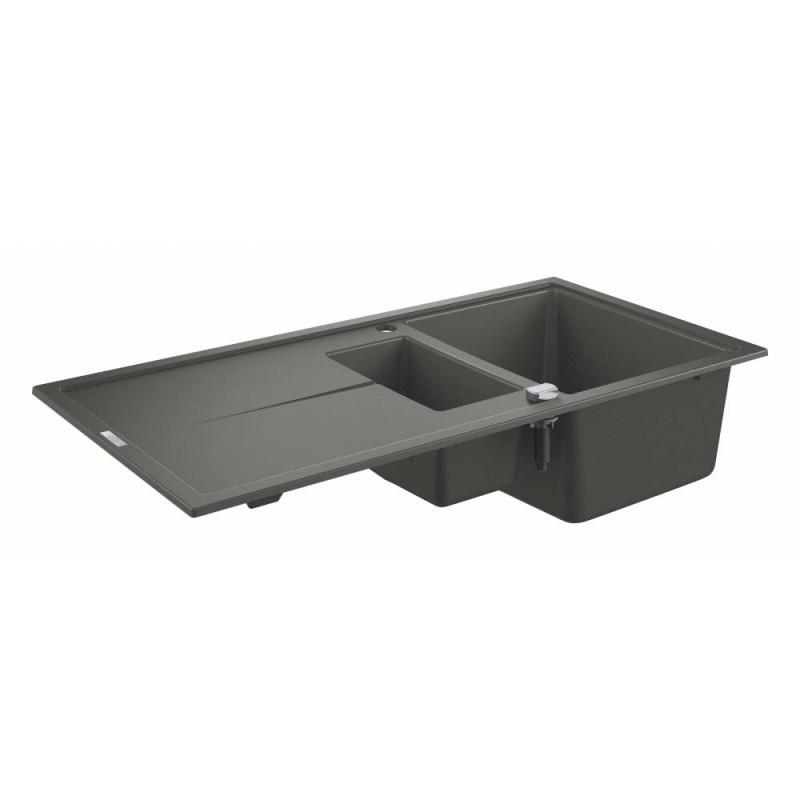Гранитная кухонная мойка Grohe Sink K400 31642AT0