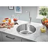 Кухонная мойка из нержавеющей стали Grohe Sink K200 31720SD0, фото 3