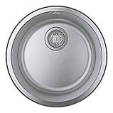 Кухонная мойка из нержавеющей стали Grohe Sink K200 31720SD0, фото 4