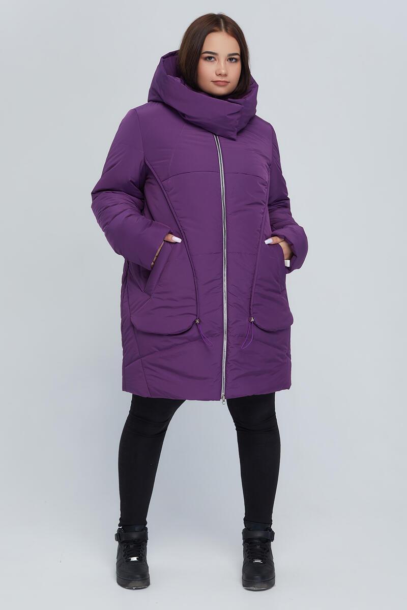 Женская куртка больших размеров 52-66