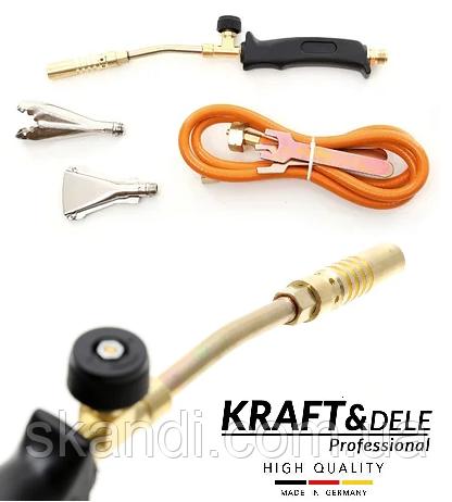 Газовая горелка Kraft&Dele (Германия) Оригинал