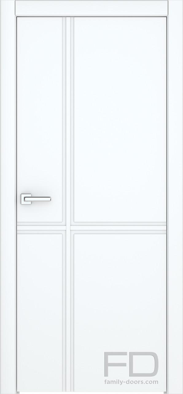 Межкомнатные двери Модерн 11 (Эмаль) FD