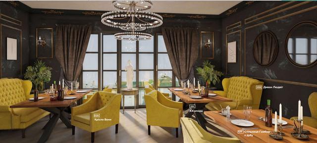 Эксклюзивная мебель Waldberg Украина