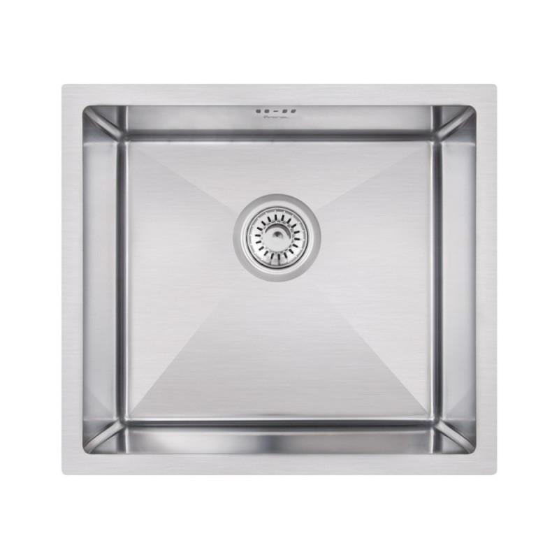 Кухонная мойка из нержавеющей стали Imperial Handmade D4645 2.7/1.0 мм (IMPD4645H10)