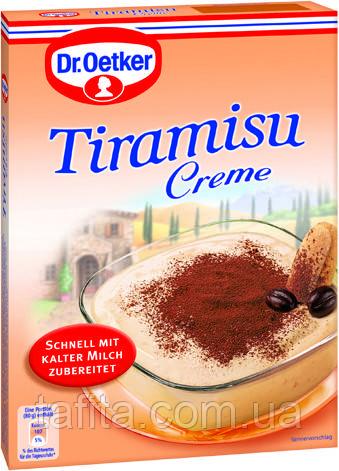 Десерт Тирамису  Dr.Oetker