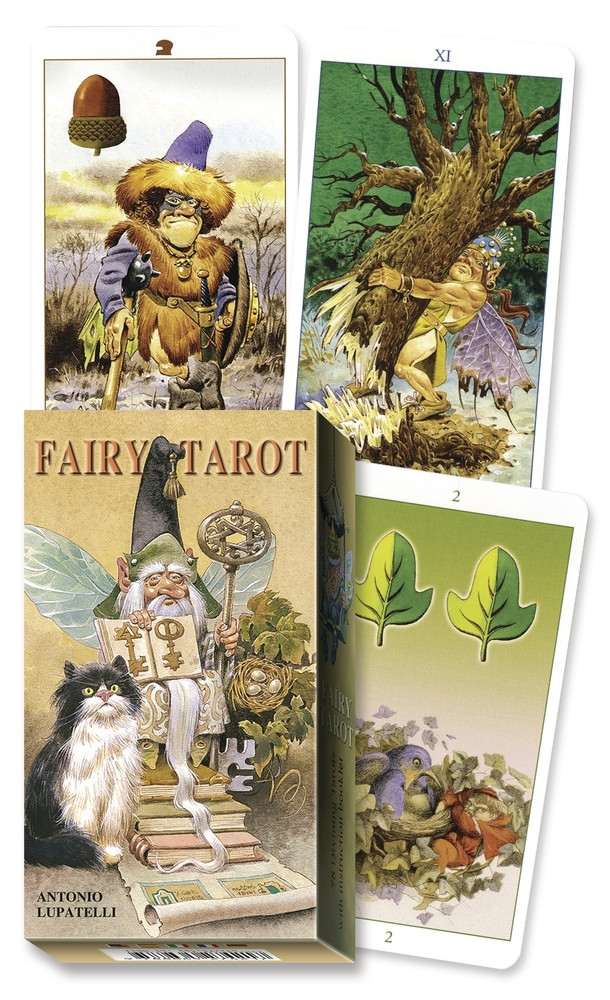 Fairy Tarot/ Таро Казка Лісу