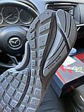 Nike Air Presto Женские осенние серые текстильные кроссовки. Женские кроссовки на шнурках, фото 2