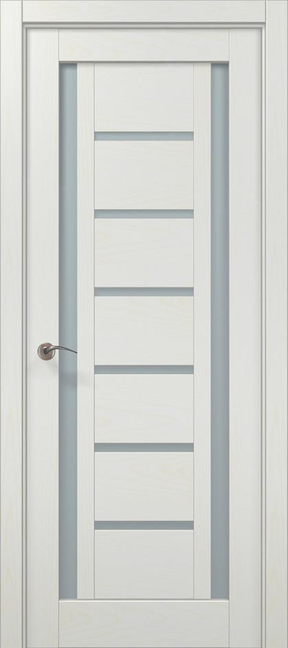 Двери Папа Карло, Полотно+коробка+1к-т наличников, Millenium, модель ML-18
