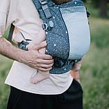 "Ерго-рюкзак від народження ""Пташки"" Love&Carry One Cool+ /Эрго-рюкзак с рождения ""Птички"" (Лав энд Керри), фото 3"