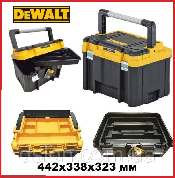 Ящик DeWALT DWST1-75774, 442x338x323 мм.