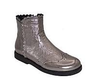 Ботинки для девочки Bistfor 97000/381 размер 33