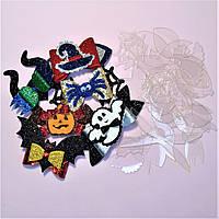 """Шаблоны для бантиков  """"Большой набор на Хэллоуин"""", фото 1"""