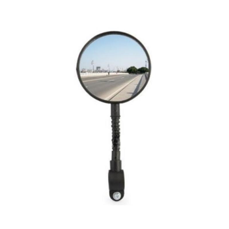 Зеркало для велосипеда BIKIGHT велозеркало гибкое с рефлектором