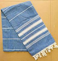 Полотенца пляжные Пештемаль 100*180 (200г/м2), Турция 1247906239