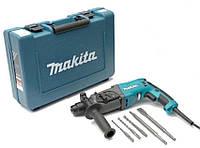 Перфоратор ударний Makita 2470S-1 (перфоратор Макіта) 780 Вт / 2.4 ДЖ 11100 об/хв Макита опт оптом дрель