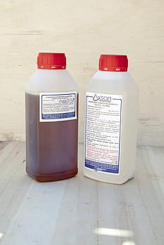 Двокомпонентний поліуретановий пластик Axson F32 (0,5 кг+0,5 кг) (литтєвий модельний пластик)