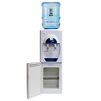 Кулер для воды Lanbao 1,5-5x3 White со шкафчиком