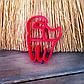 Висічка для пряника у формі відьми та її кота до св. Хеллоуіну, фото 2